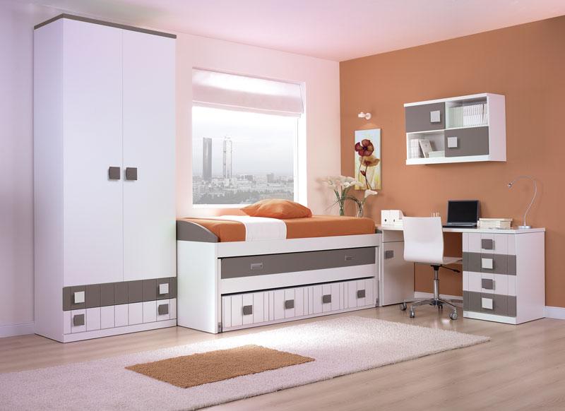 Muebles blancos juveniles 20170815130056 for Grupo muebles